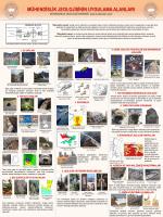 MJD Uygulama Alanları - mühendislik jeolojisi derneği