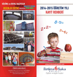 Kayıt Rehberi 2014 - Kastamonu Özel Firdevs Saka Koleji