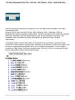 TDV İslâm Ansiklopedisi (DİA) İndir - İlyas Uçar