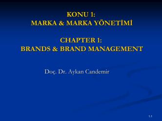 Bölüm 3 - Dr. Aykan Candemir