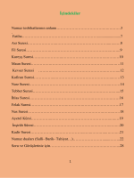 İçindekiler - PDF Archive