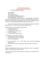 Konya 49 Adet Tesisin - Devlet Su İşleri Genel Müdürlüğü