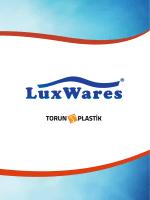 Katalog İndir - luxwares torun plastık