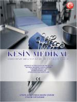katalog3 - Kesin Medikal, Otoklav, Sterilizasyon, Ankara Otoklav