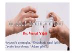 Dr. Vural Yiğit