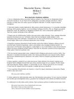Mucizeler Kursu - Dersler Bölüm I Ders 77
