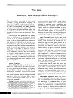 Tibia Vara - TOTBİD | Türk Ortopedi ve Travmatoloji Birliği Derneği