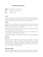 KDV İadesi Uygulaması Eğitimi Eğitmen : Birol KABACA