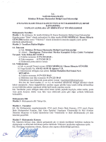 enes medikal - Kütahya İli Kamu Hastaneleri Birliği Genel Sekreterliği