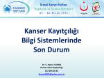 Hatice TURAN - Türkiye Halk Sağlığı Kurumu