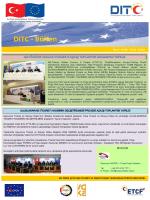 DITC - Bülten - Çaycuma Ticaret ve Sanayi Odası