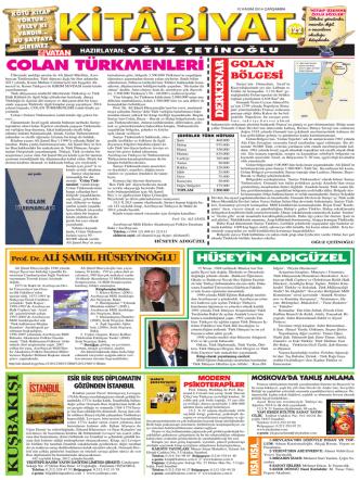 COLAN TÜRKMENLERİ - Folklor İnstitutu