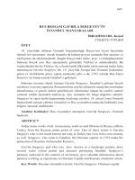 İBRAHİMZADE, Kemal-RUS RESSAM GAVRİLA SERGEYEV