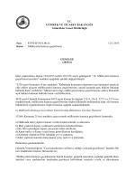 Mülkiyetin kamuya geçirilmesi - T.C. Gümrük ve Ticaret Bakanlığı