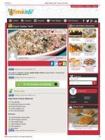 Soğuk Salata Tarifi - Yemek Tarifi İndir