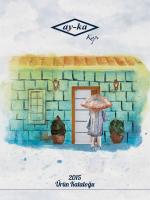 2015 Ürün Kataloğu - Ayka Kapı, Çelik Kapı, PVC Membran Kapı, İç