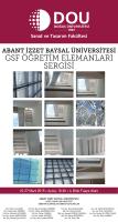 Afiş - Abant İzzet Baysal Üniversitesi
