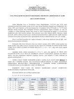 Silivri Ceza İnfaz Kurumları için Sözleşmeli