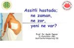 ASİT FİZYOPATOLOJİSİ