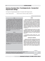 PDF Fulltext - Gaziantep Medical Journal