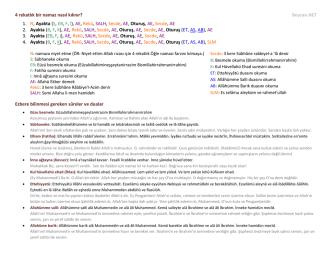 4 rekatlık bir namaz nasıl kılınır? Beycan.NET 1. N, Ayakta (S, EB, F