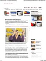 Cumhuriyet Gazetesi - Kent paryalari