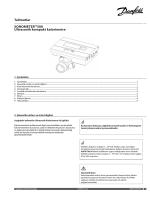 Talimatlar SONOMETER™500 Ultrasonik kompakt