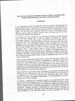 Gizem Caner Prof. Dr. Fulin Bölen Multiculturalism, Division and