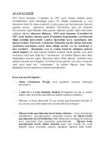 AF YATAY GEÇİŞ 6353 Sayılı Kanunun 11.maddesi ile 2547 sayılı