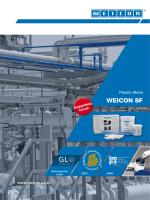 WEICON Flyer Plastic