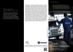 Scania Bakım Anlaşması
