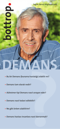 demans - Bottrop
