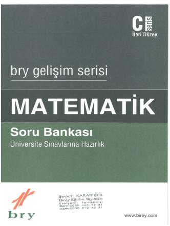 Birey Yayınları_ YGS LYS Matematik Soru Bankası