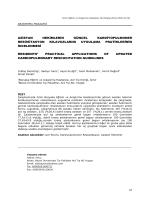 asistan hekimlerin güncel kardiyopulmoner resüsitasyon
