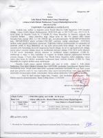 Adana 6.Sulh Hukuk Mahkemesi Vesayet Hakimliği Kararı il