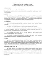 Protokol Örneği - UYAP Avukat Portalı
