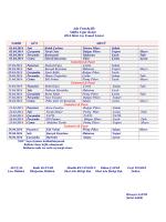 Ada Yemekçilik Silifke Uğur Koleji 2014 Mart Ayı Yemek Listesi