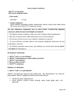Karvedilol 12.5 mg - Ilacprospektusu.com