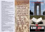 18 Mart Şehitler Günü Anma Programı