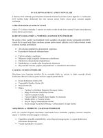 • Alt çalışma gruplarıyla çalışmaların yapılması • Kurumlarla
