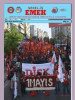 Emek Gazetesi 126. Sayı