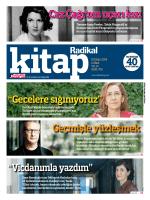 10 Ekim 2014 - Radikal Kitap