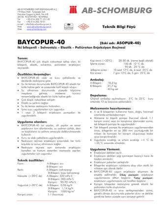 BAYCOPUR-40 - ab