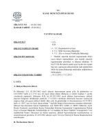 T.C. KAMU DENETÇİLİĞİ KURUMU ŞİKAYET NO : 03.2013/862