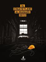 2012-Almanak - İş Cinayetlerini Unutma