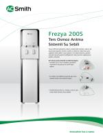 Frezya 200S - AO Smith Turkey