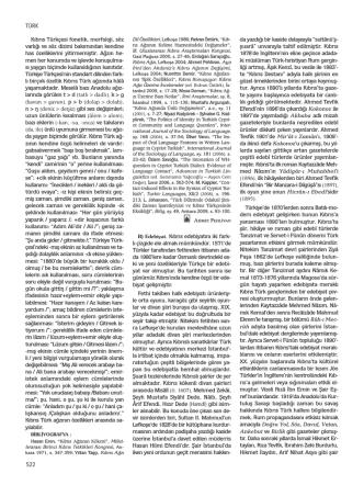 522 TÜRK B) Edebiyat. Kıbrıs edebiyatını iki fark