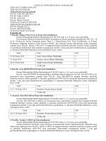 10.04.2014 tarih 388 nolu Toplu Yönetim Kurulu