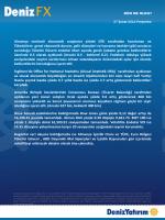Almanya merkezli ekonomik araştırma şirketi GFK