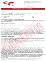 farmalıfe çalışma sözleşmesi